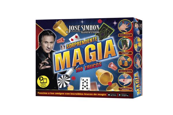 Sensacionales Mágicos 100 Trucos
