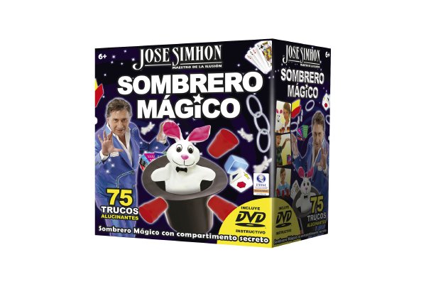 SOMBRERO MAGICO